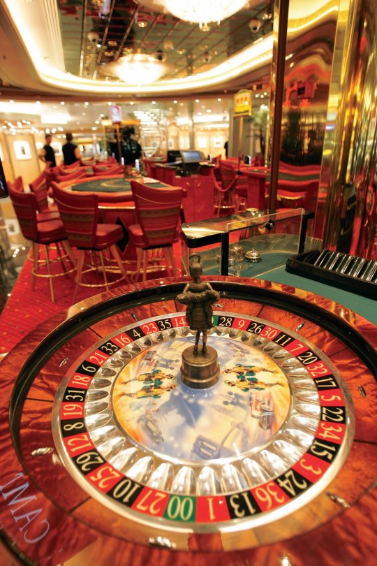 Freedom of The Seas Casino Royale